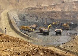 Quarries/mining