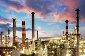 Petrochemical/oil/gas refineries